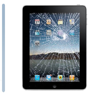 iPad 4 Touch Screen Replacement Service.