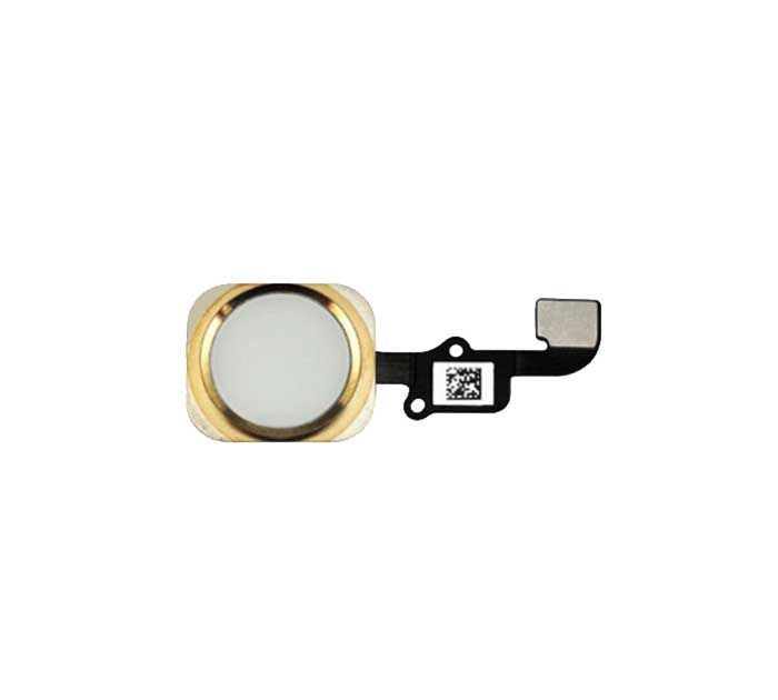b76ec90fc5f New iPhone 6 White Gold Home Button Switch on Ribbon Cable