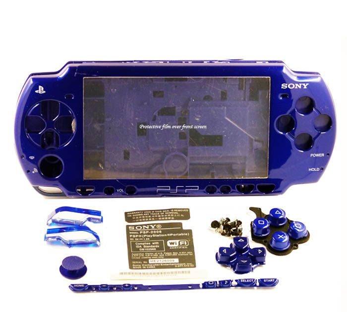 Sony PSP-2000 Series Complete Replacement Shell Kits